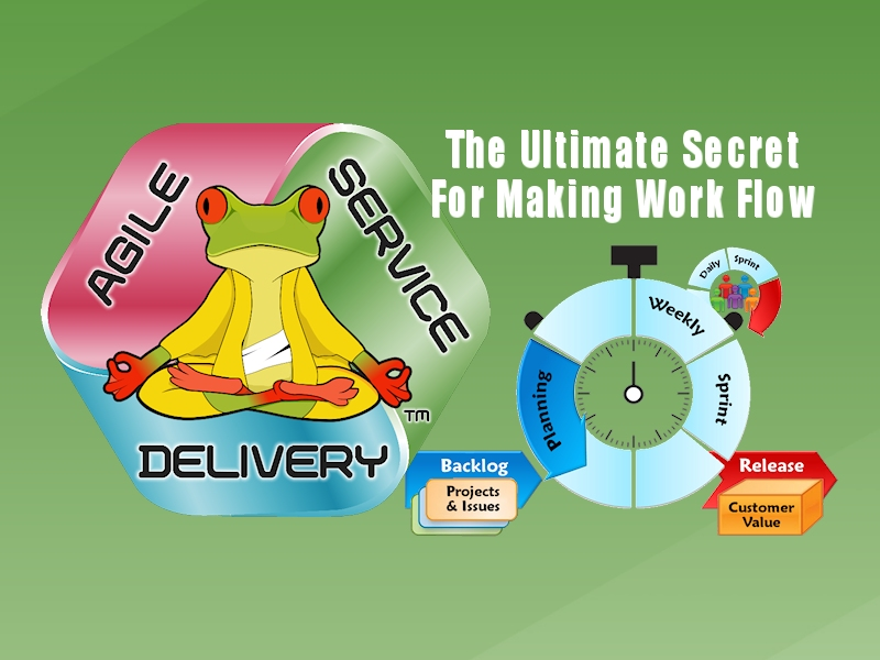 Agile Service Delivery Master Class Session 6